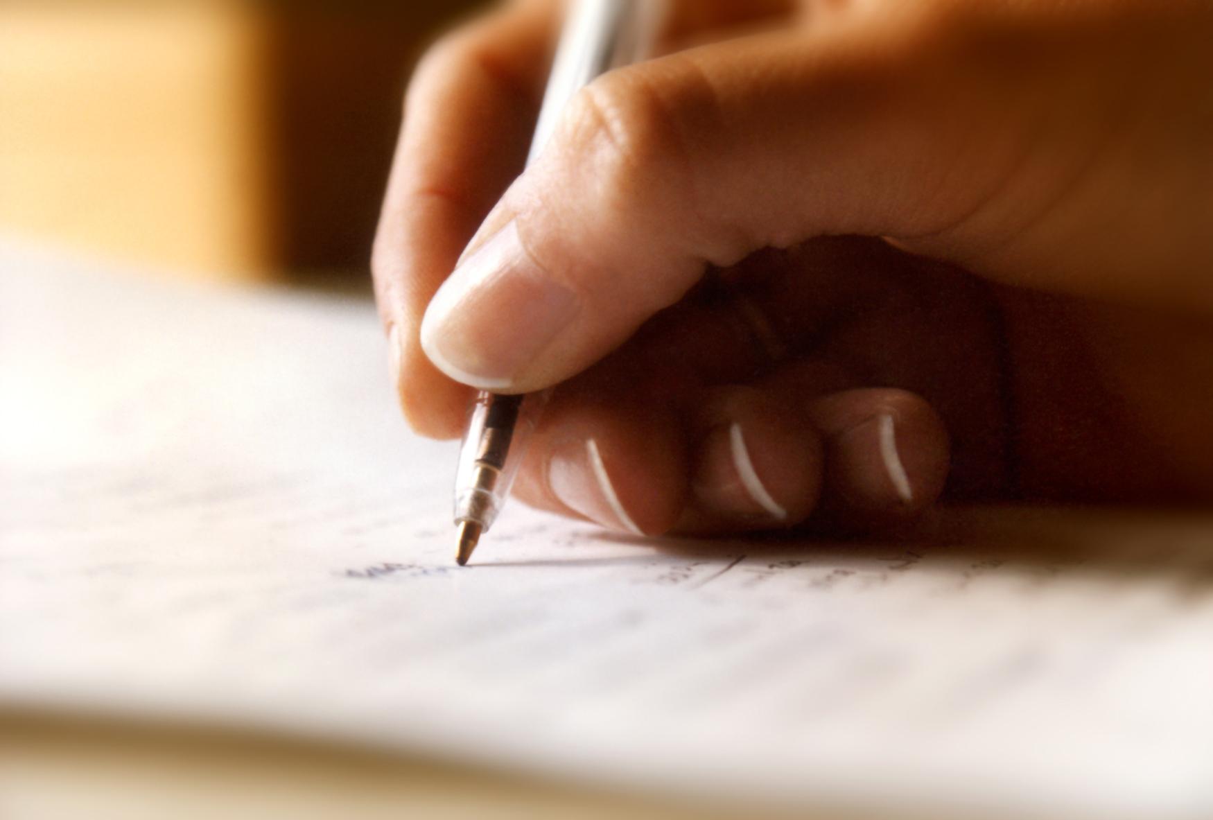 Write a Persuasive Essay